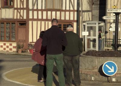 Les Cabines, la France et moi