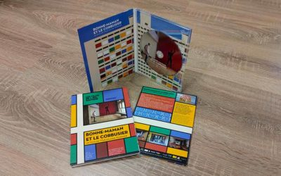 Bonne-maman et Le Corbusier en DVD !